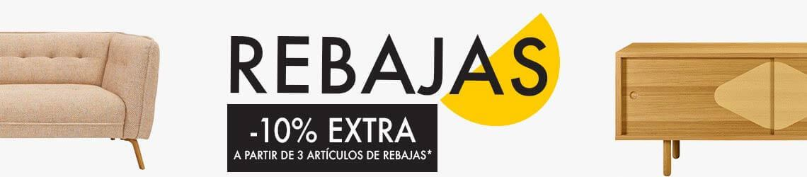 Remate final hasta -60% & -10% extra