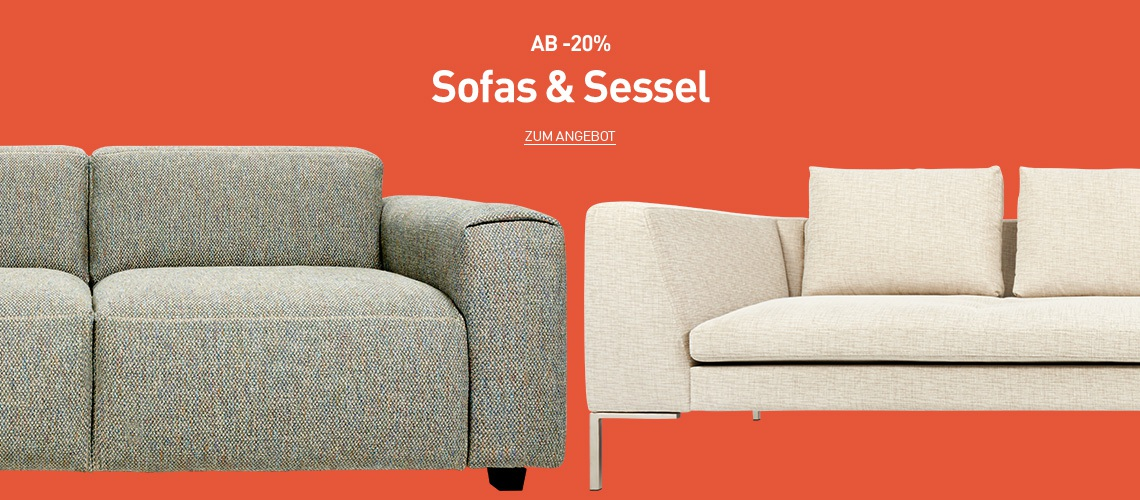 Sale Sofas & Sessel