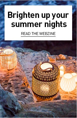 Brighten up your summer nights