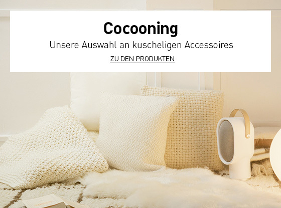 Cocooning Auswahl