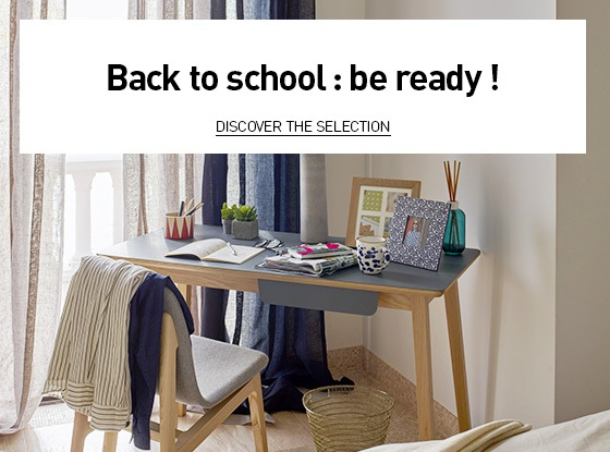 Back to school : be ready !