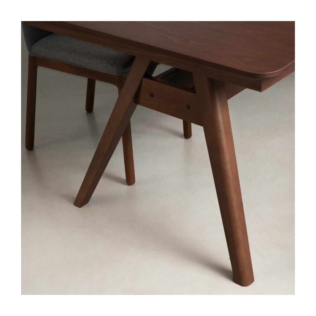 Table extensible - Noyer n°8