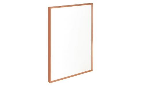 Marco de pared de metal 30 x 40 cm - Cobre