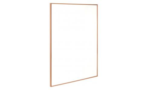 Marco de pared de metal 60 x 80 cm - Cobre