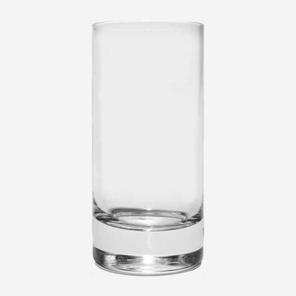 Shooter glass made of glass