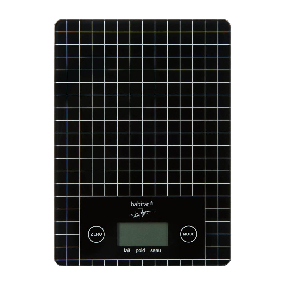 Electronic kitchen scales n°2
