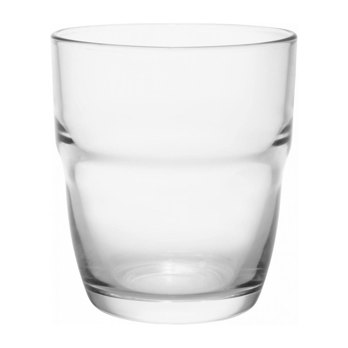 Small tumbler made of glass n°1