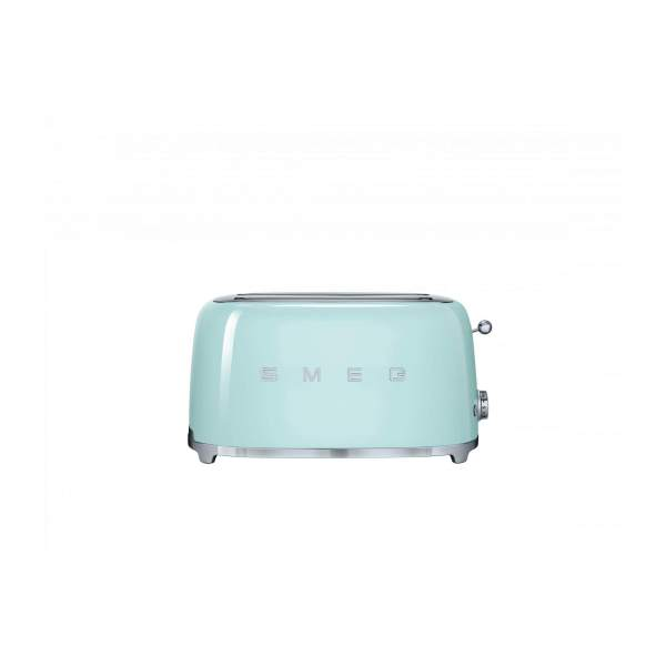 Grille-pain 4 tranches TSF02PGEU - Vert