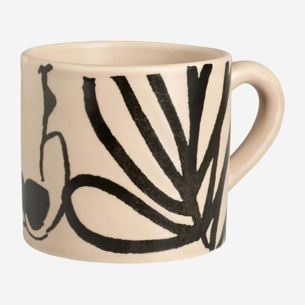 Taza de Loza - Estampado by F. Jacques