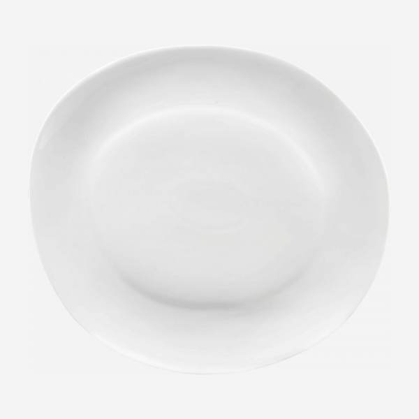 Limoges porcelain dinner plate