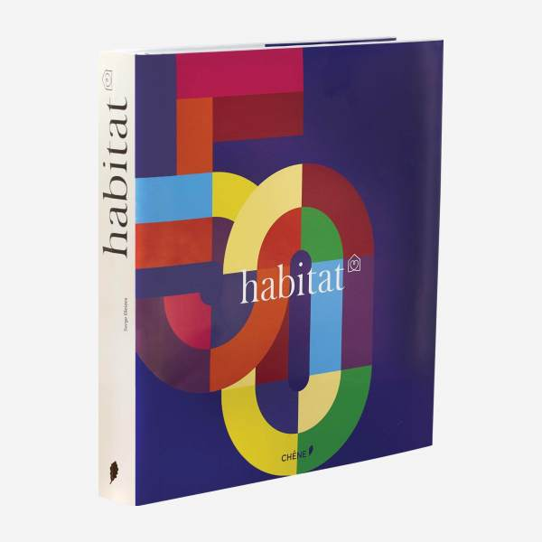 "Livre ""habitat a 50 ans"" version uk"