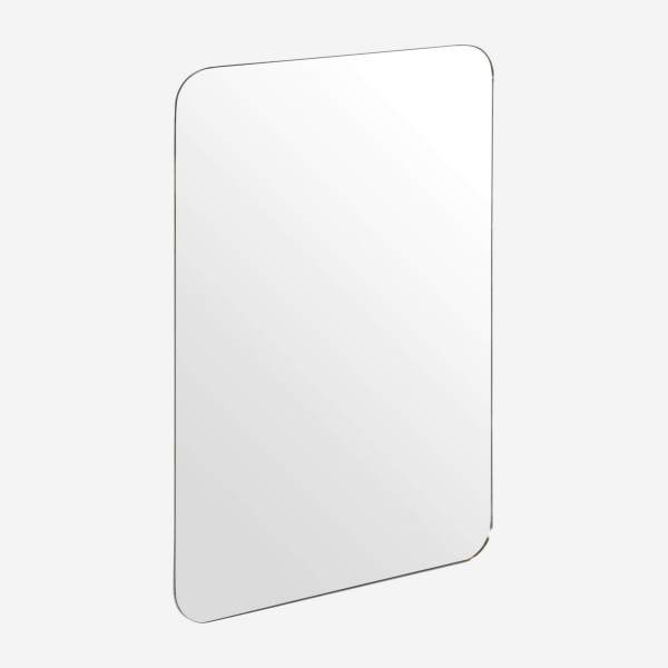Mirror 20cm made in stainless steel