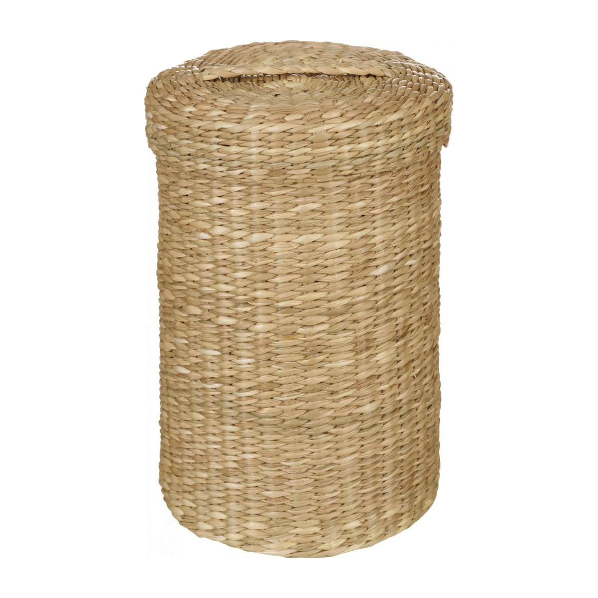 Seagrass Mini Baskets with lids n°1