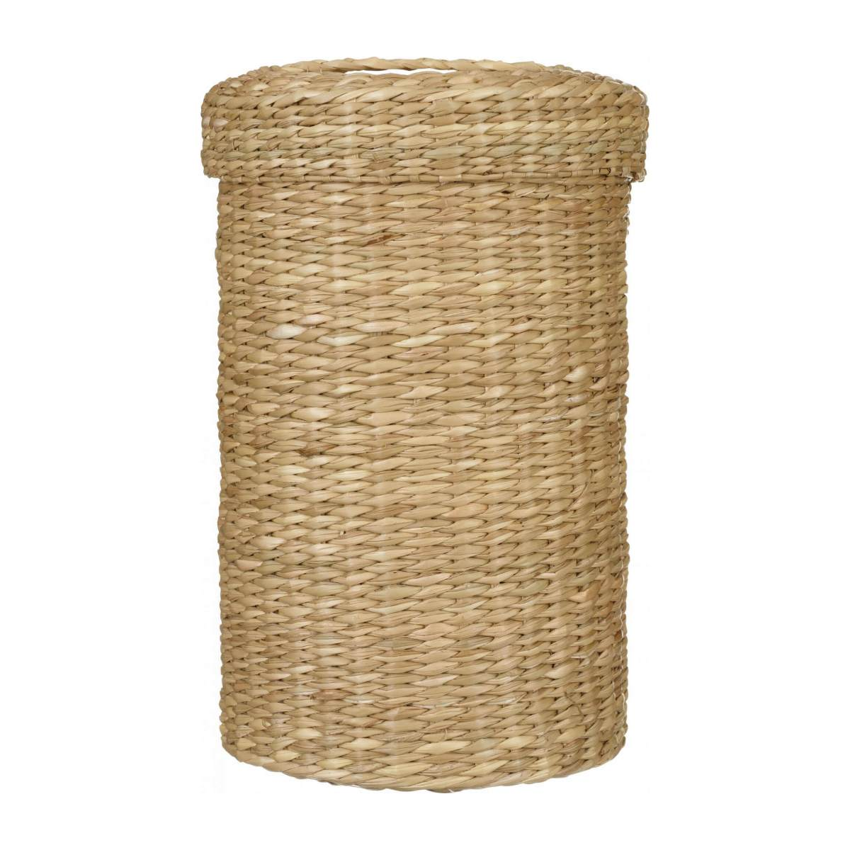 Seagrass Mini Baskets with lids n°2