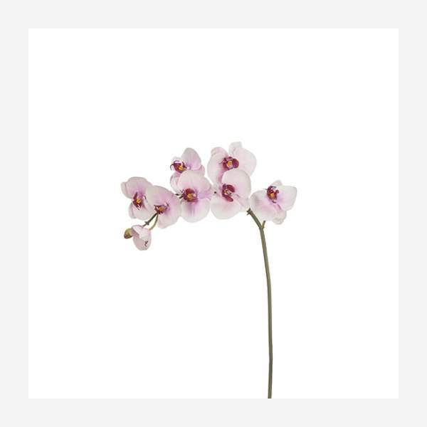 Orchidée phalaenopsis artificielle 85.5cm rose