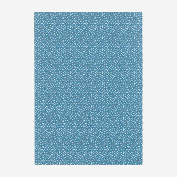 Carnet A6 (lot de 2) - motifs Madeline - design by Floriane Jacques