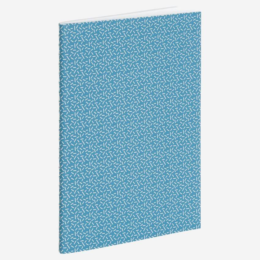 Cuaderno A6 (lote de 2) - Design by Floriane Jacques