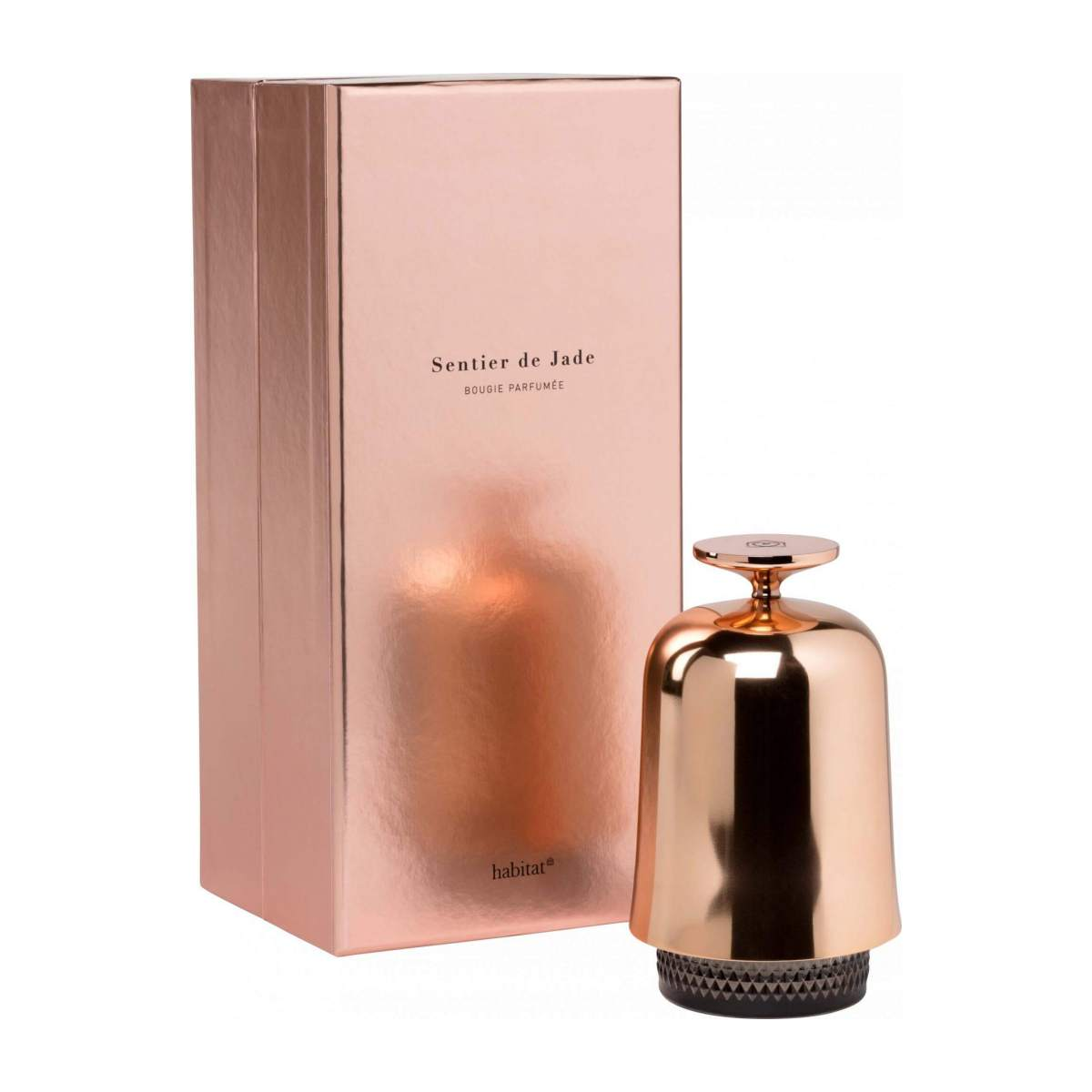 Jade scented candle gift set n°2