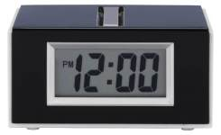 talking alarm clock