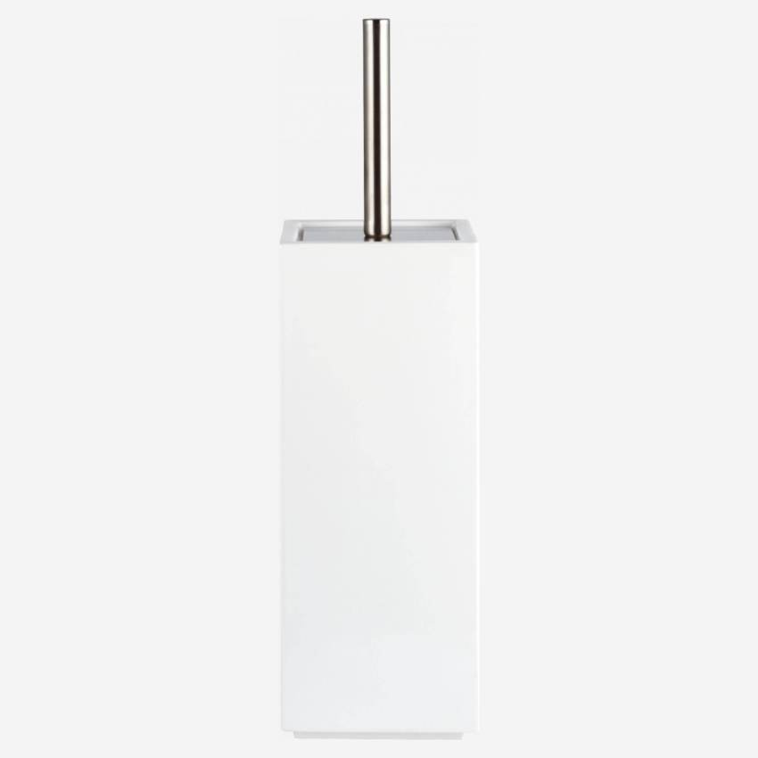 Large brush for toilets