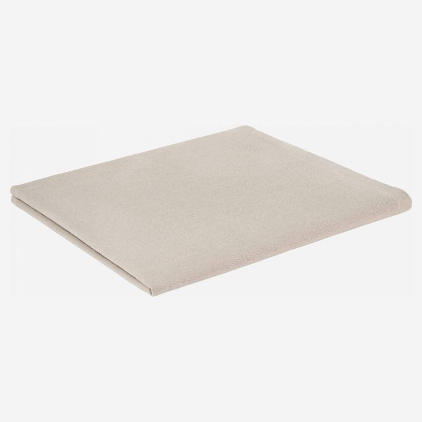 Serviette de table - Gris - 45 x 45 cm