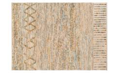 Woven carpet made of wool 240x170cm, with patterns