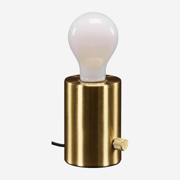 Lampe de table - Laiton