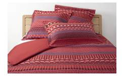Red duvet cover 240 x 200 cm