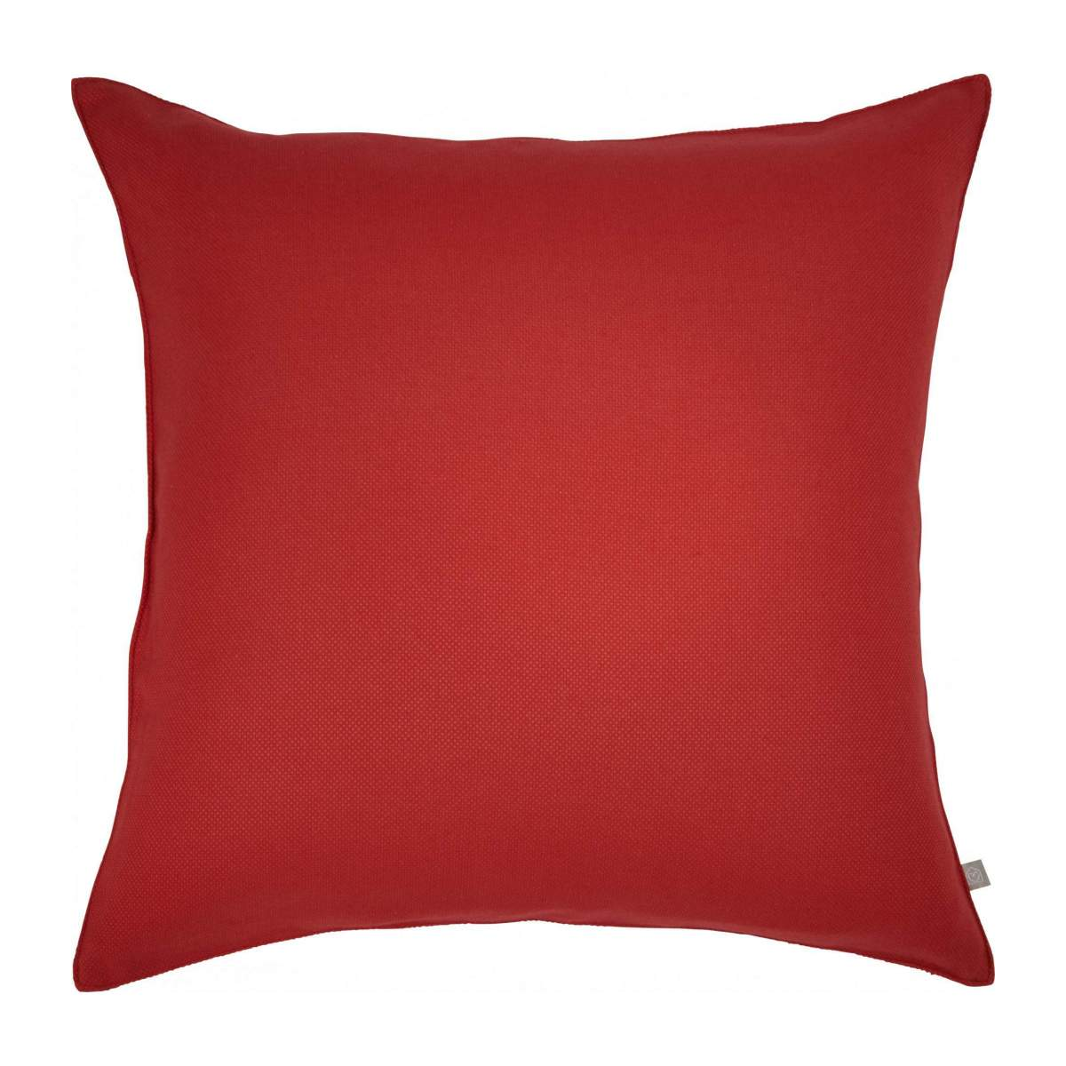 Red cushion 50x50cm n°1