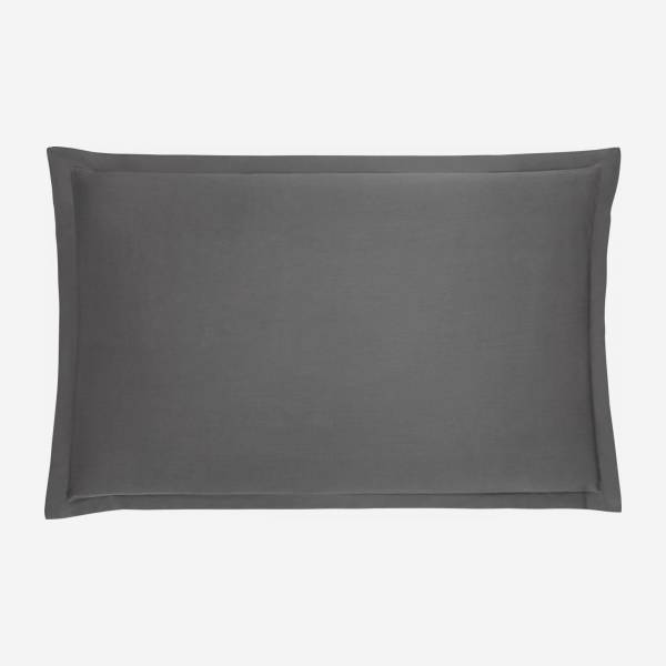 Pillowcase 50 x 80 cm, grey
