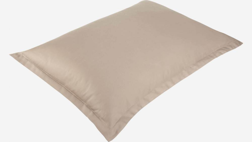 Pillowcase 50 x 80 cm, taupe