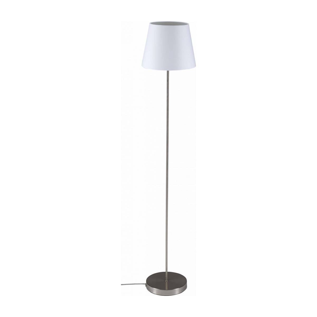 Brushed lamp stand n°3