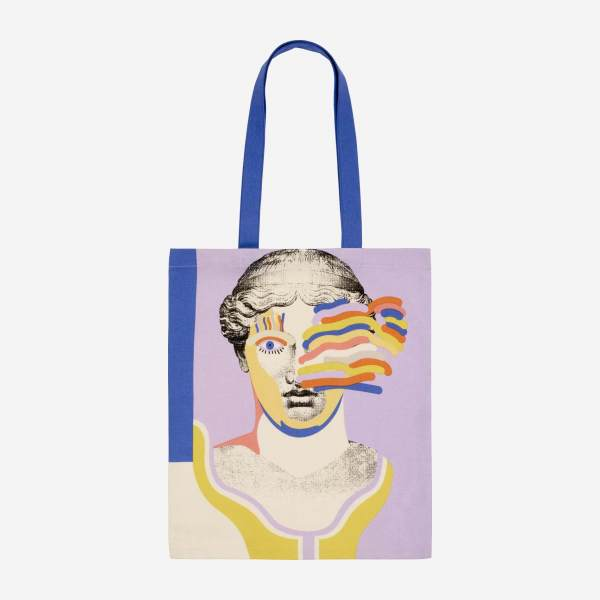 Shoppingtasche - 35 x 40 cm - Motiv by Floriane Jacques