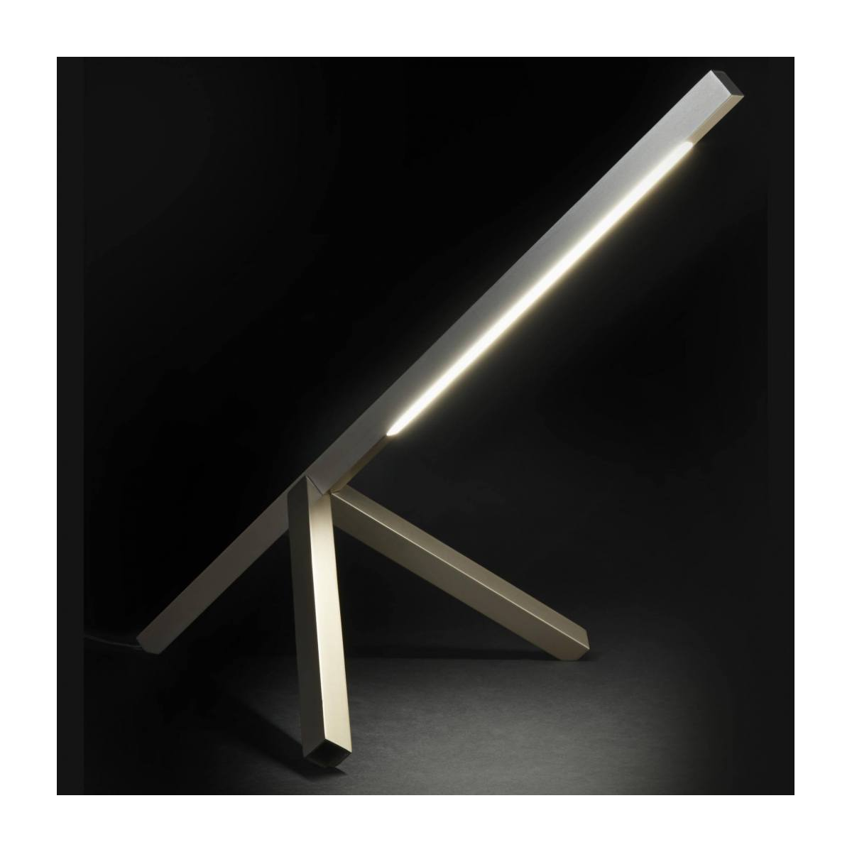 Metal desk lamp n°2