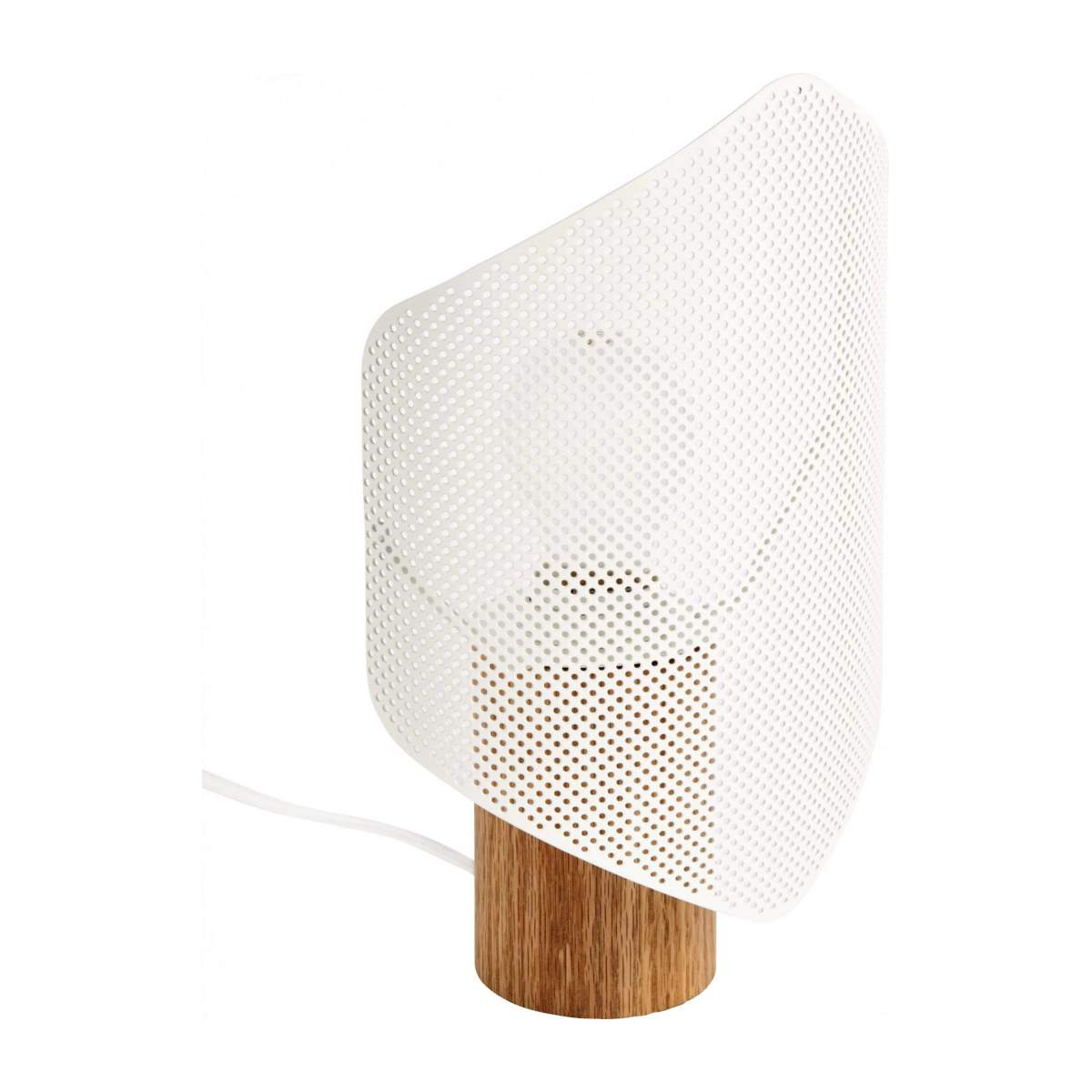 Lampe de table blanche n°1