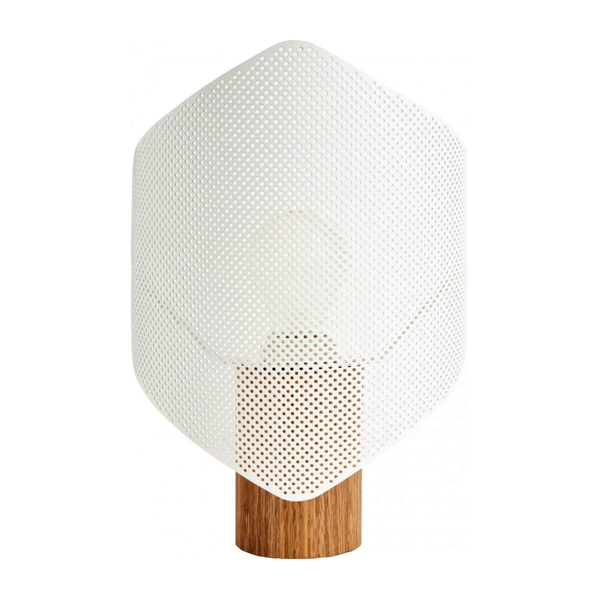 Lampe de table blanche n°4
