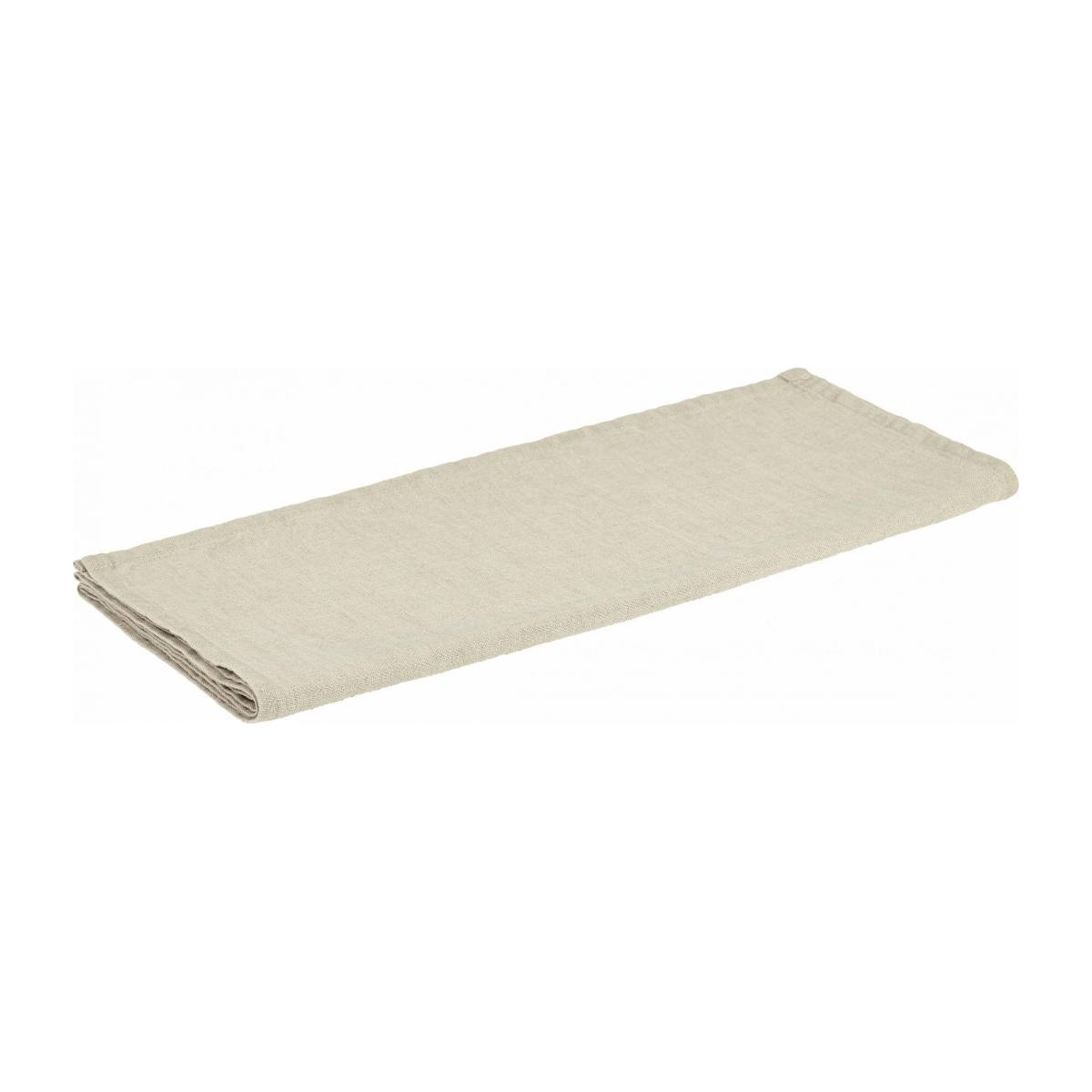 Linen table runner  n°1