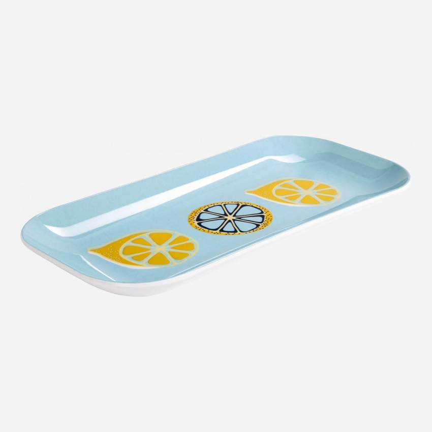 Small rectangular tray