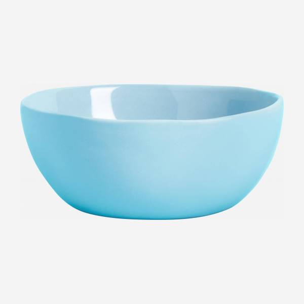 Bowl in porcelain 15.5cm, blue