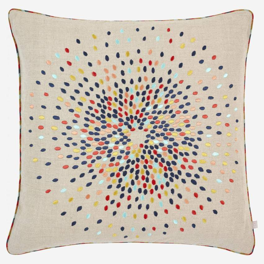 Cushion 50x50cm with patterns