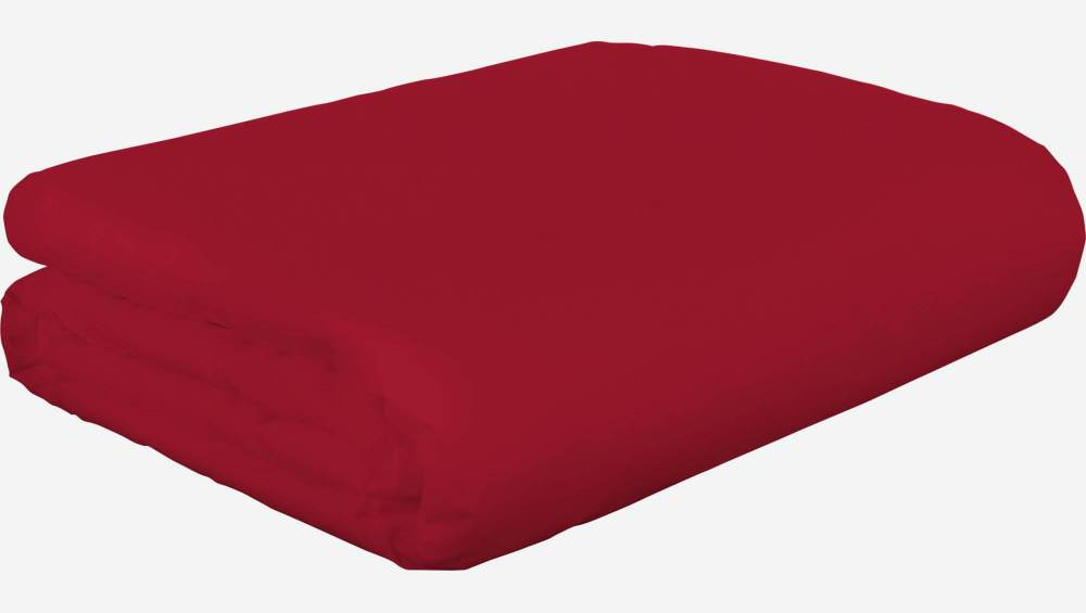 Duvet cover 240x220, red