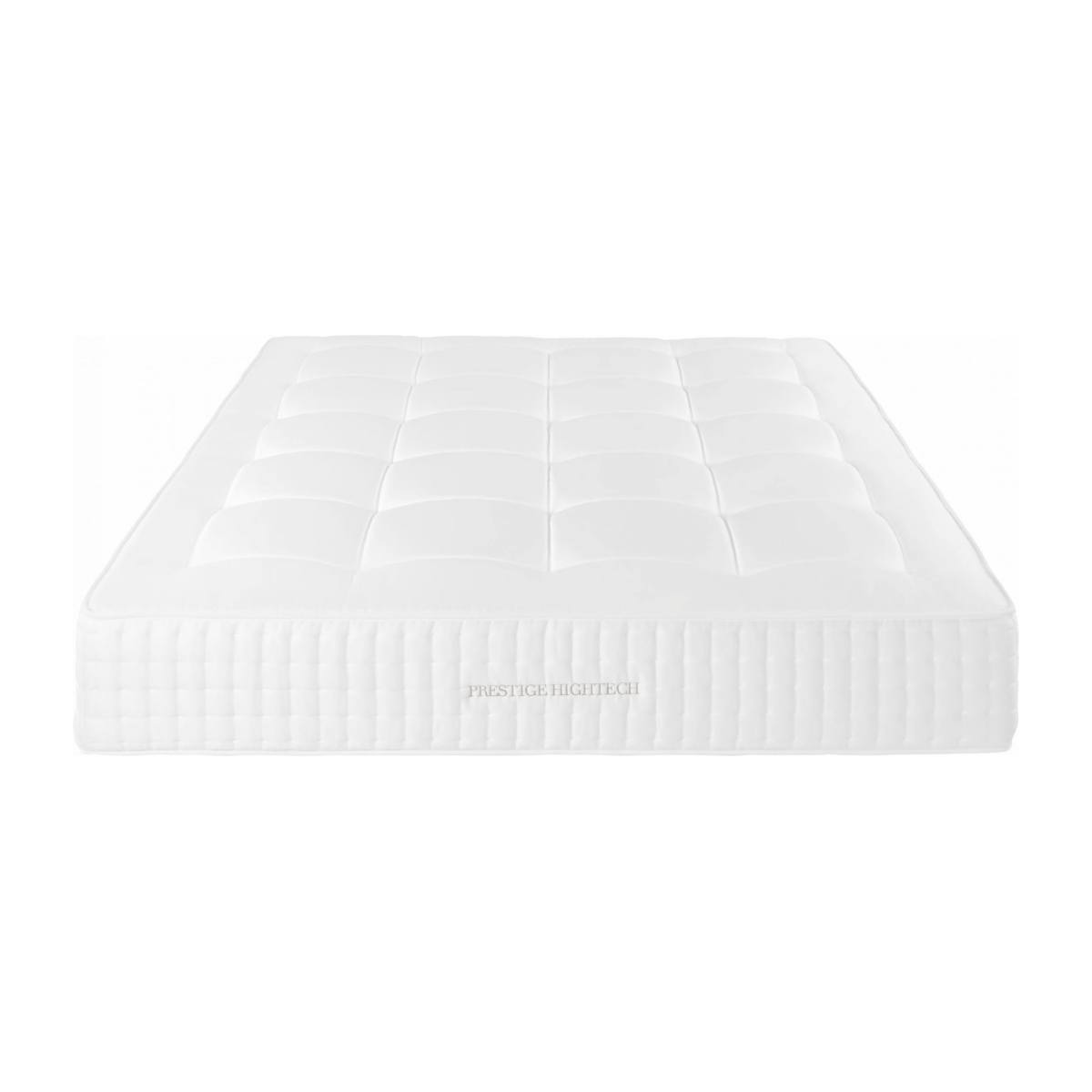 Spring mattress, width 26 cm - 180x200cm - medium support n°2