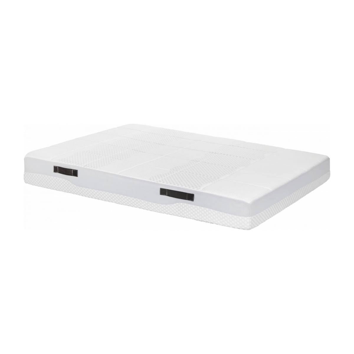 Foam mattress, width 24 cm, 180x200cm - firm support n°1