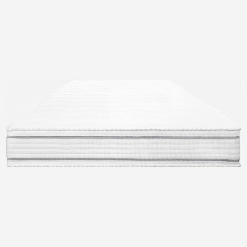 Spring mattress, width 21 cm, 80x200cm - firm support