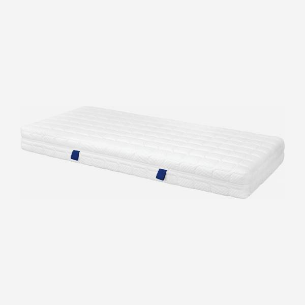 Spring mattress, width 22 cm, 80x200cm - firm support