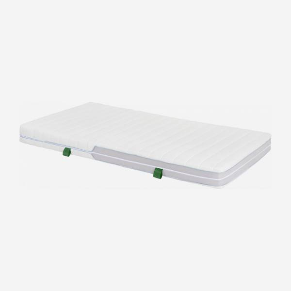 Matelas en latex, width 18 cm, 80x200cm - medium support