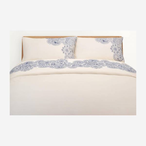 Duvet cover 140x200, blue
