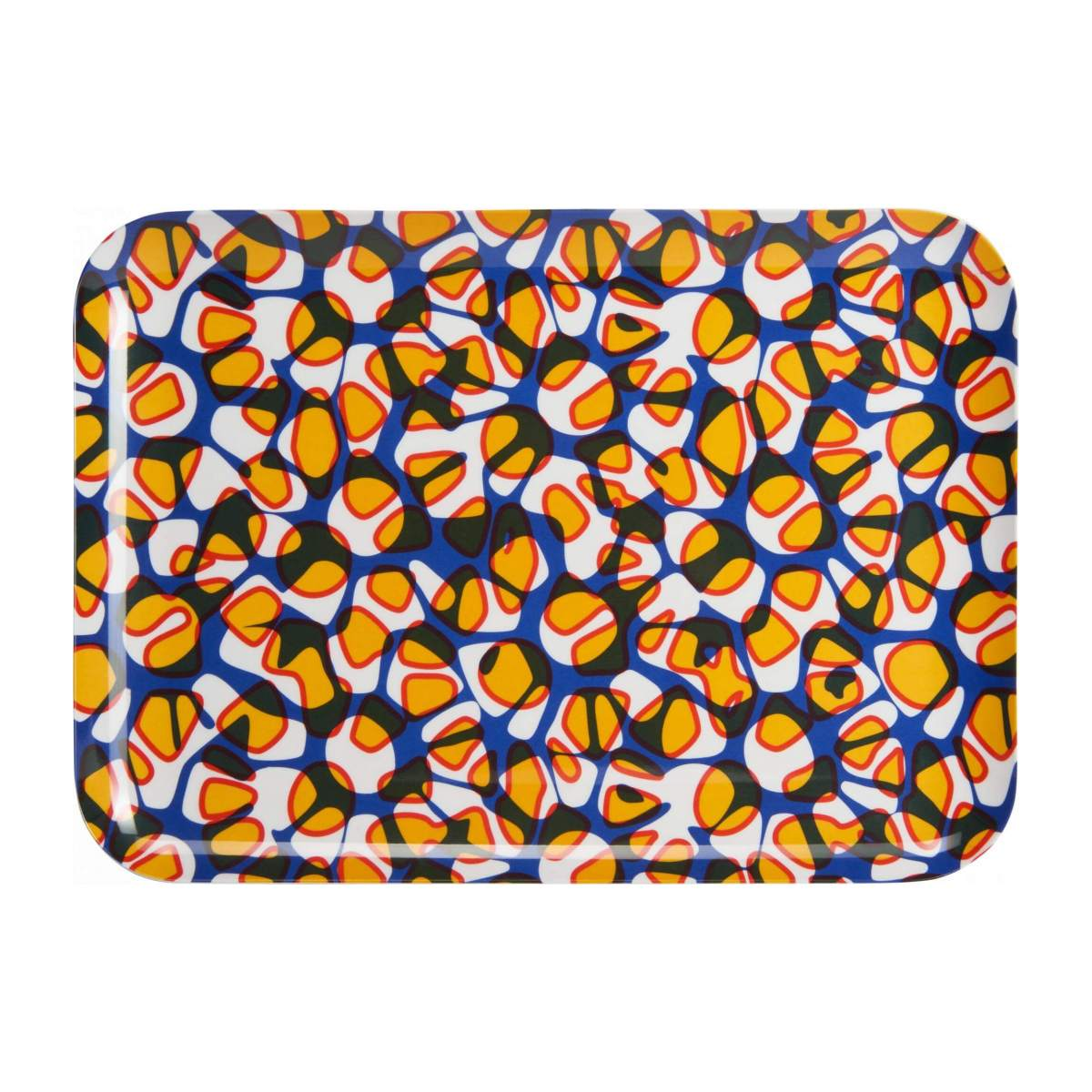 Tray made of melamine 35x25cm, with patterns n°3