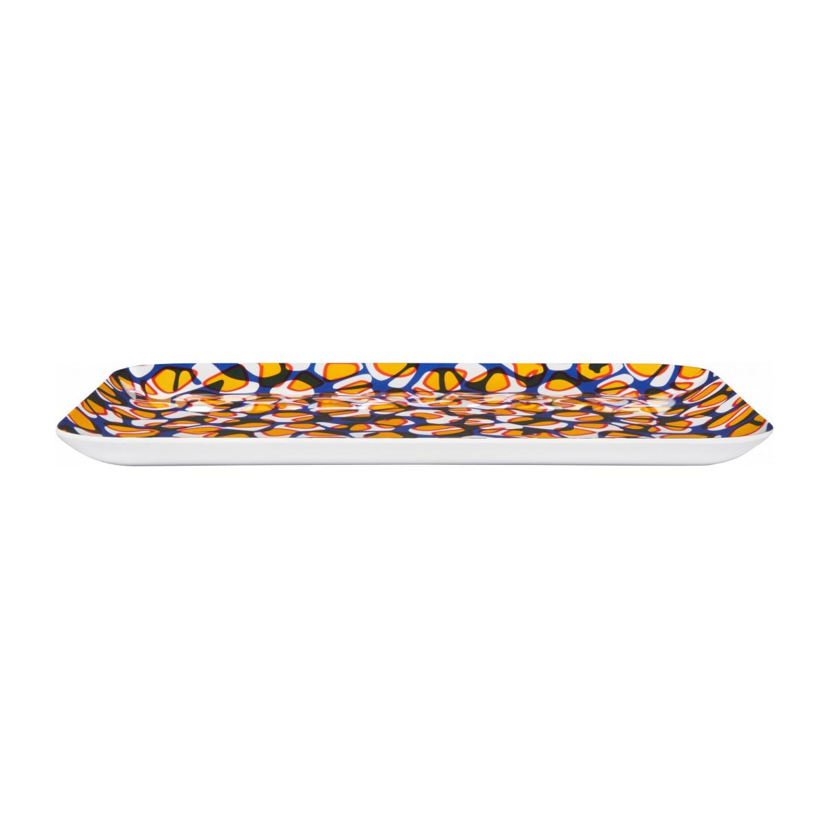 Tray made of melamine 35x25cm, with patterns n°2