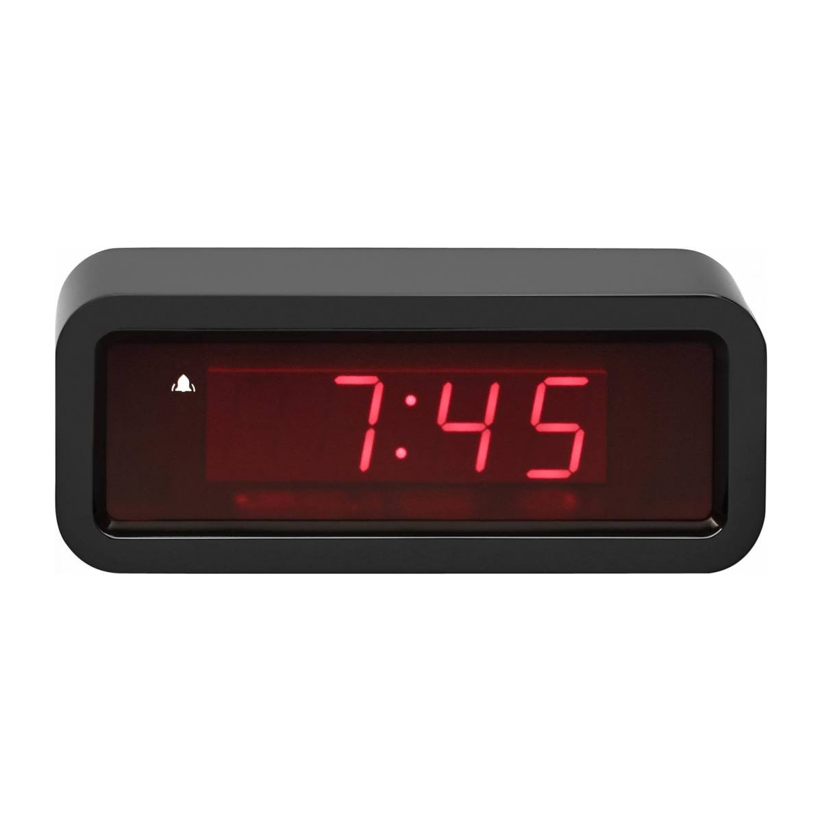 Holographic black Alarm clock n°2